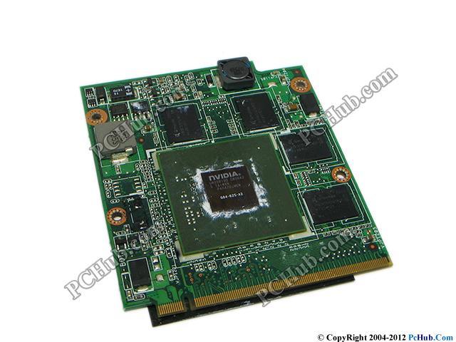 nVIDIA GeForce 9500MGS 512MB Video Card