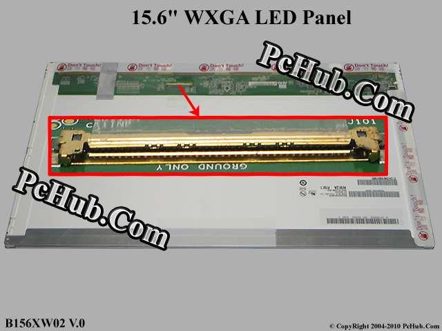 "15.6"" WXGA (LED) LCD Display Screen"