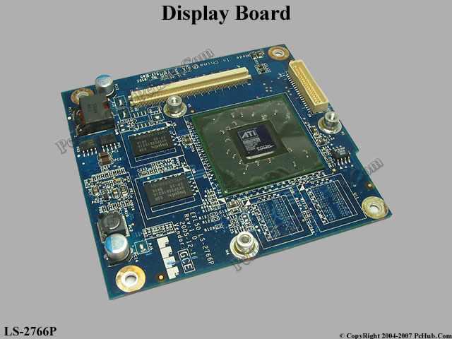64MB ATI Mobility RADEON X1300