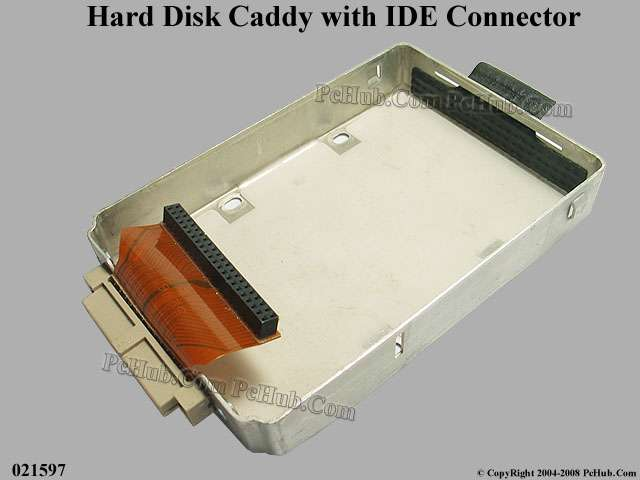 Hard Disk Caddy with IDE Connector