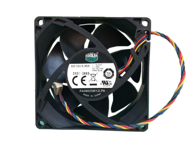 Cooler Master FA08025M12LPA Server - Square Fan FA08025M12LPA