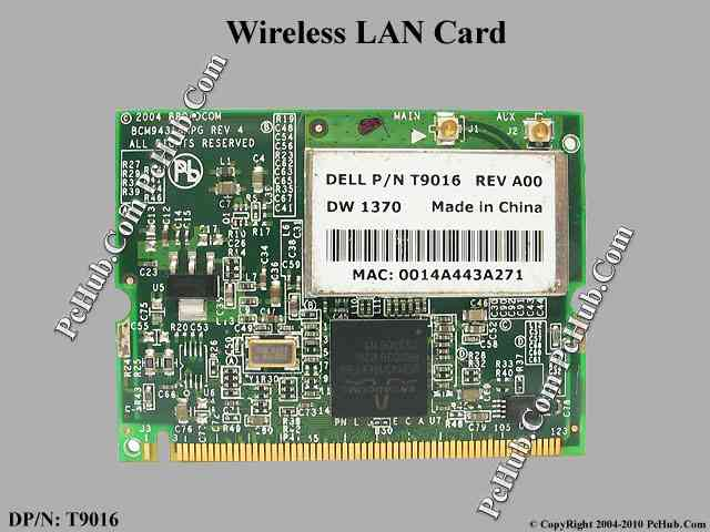DOWNLOAD DRIVER: DELL INSPIRON 600M WIRELESS ADAPTER