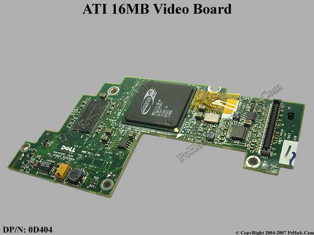 ATI 16MB Video Board