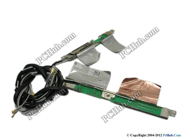 Dell Latitude E6410 ATG Wireless Antenna Cable DP/N: A10106