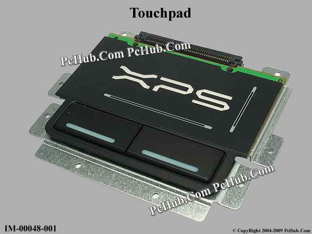 Touchpad with Left & Right Click Button Board