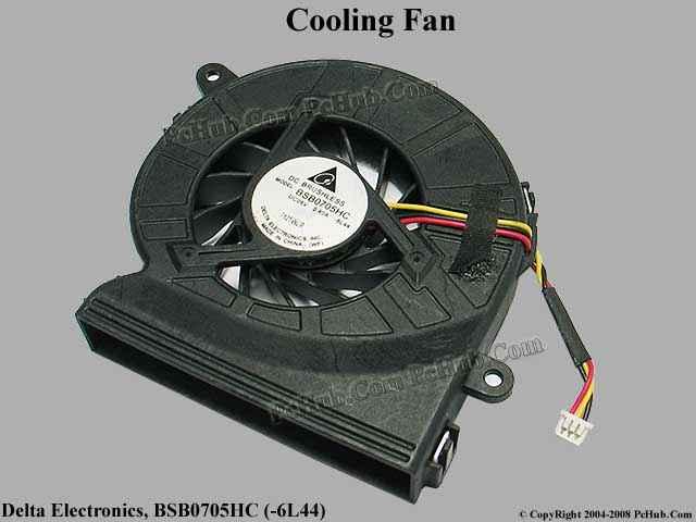Electronic Cooling Fans : Delta electronics bsb hc cooling fan l