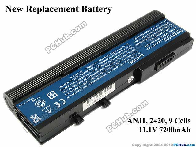 Acer Aspire 2420, 5560 Series