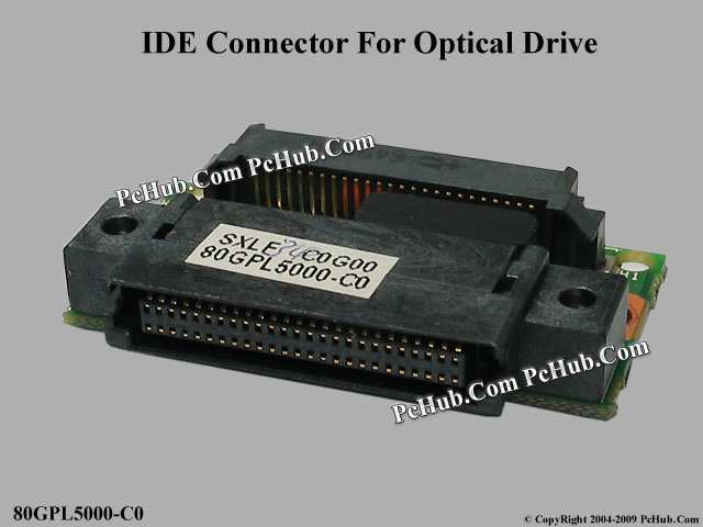 IDE Connector For Optical Drive