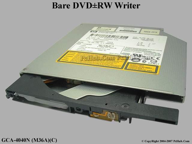 DVD±RW Writer Burner Player CD Drive for HP Compaq NX5000 NC8000 NW8000