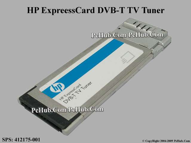 HP EXPRESSCARD DVB-T TV TUNER WINDOWS DRIVER DOWNLOAD