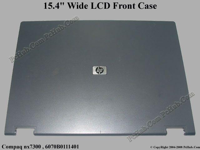 """15.4"""" Wide LCD Rear Case"""