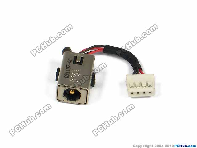 DC Jack For HP Mini 210 Series (1.7/4.0mm)