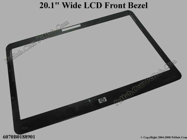 """20.1"""" Wide LCD Front Bezel"""