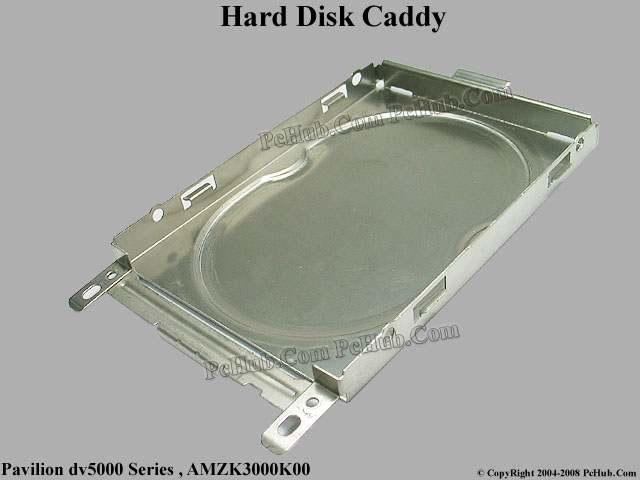 Hard Disk Mounting Bracket / Tray