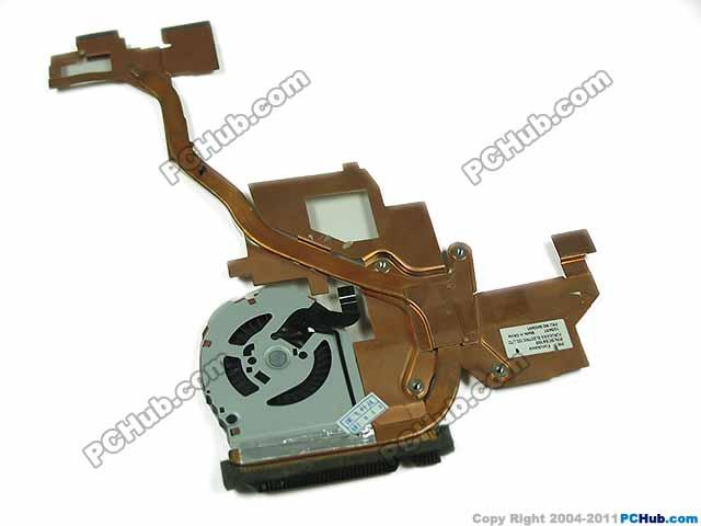 Lenovo ThinkPad Helix Cooling Fan FRU P/N: 04X0431, P/N: 0C54109