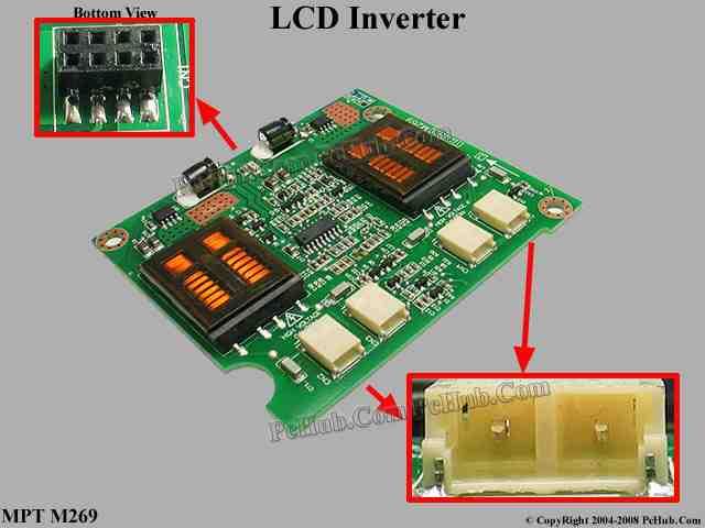 LCD Monitor  Inverter