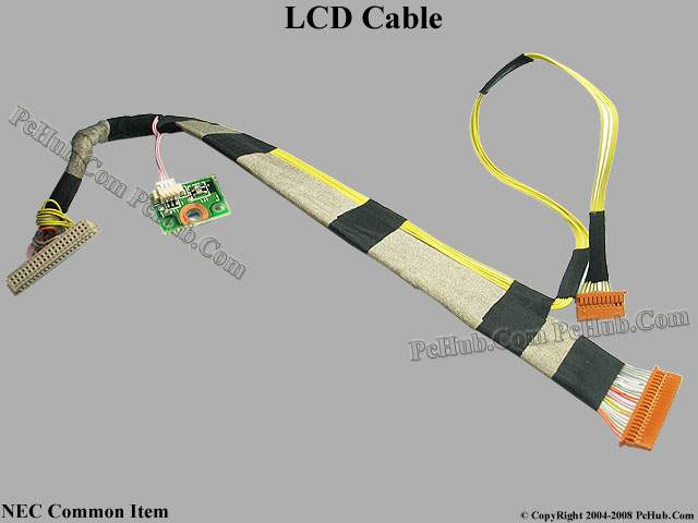 NEC Common Item (NEC) LCD Cable - Various