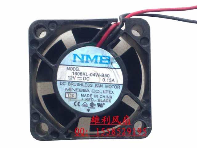 Nmb Mat 1608kl 04w B50 Server Square Fan 1608kl 04w B50 T10