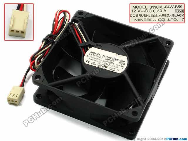 Nmb Mat 3110kl 04w B59 Server Square Fan 3110kl 04w B59 S50