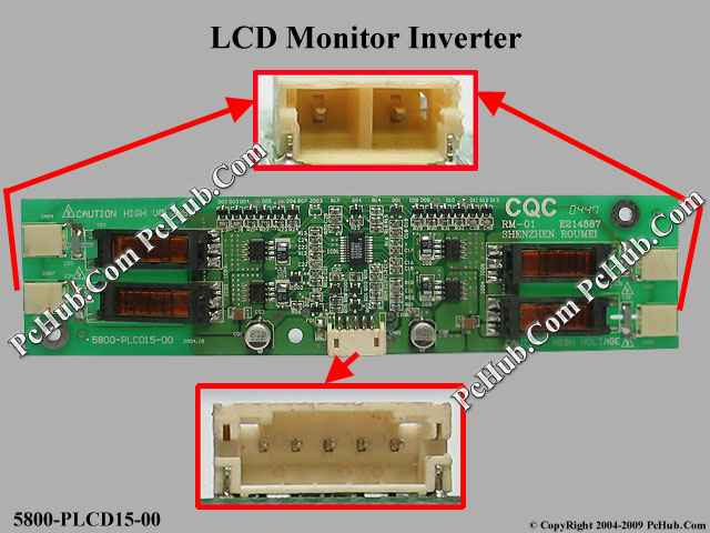 SHENZHEN ROUMEI LCD Monitor Inverter