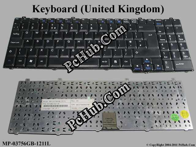how to change my keyboard back to english