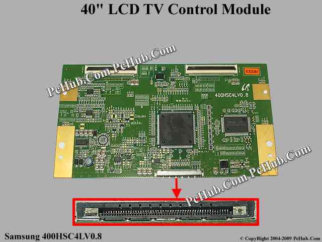 "40"" Samsung LCD TV Control Module"