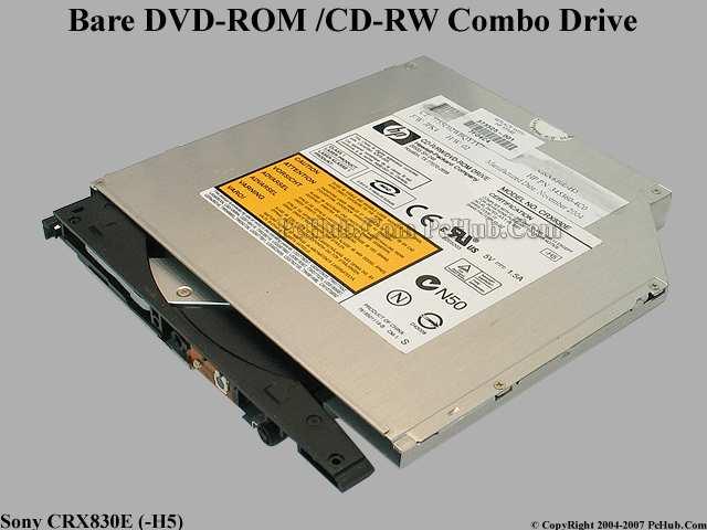 Sony cdrwdvd crx310s
