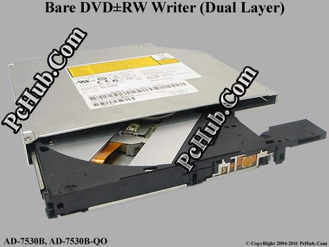 OPTIARC DVD RW AD-7530B TELECHARGER PILOTE
