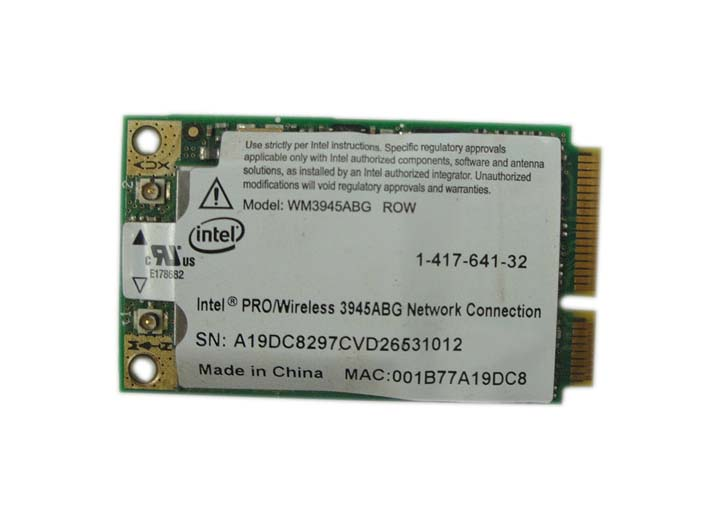 Driver: Sony Vaio VPCS132GX/S Wireless Component