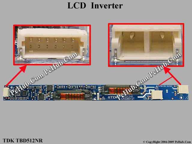 Dual Lamps LCD Panel