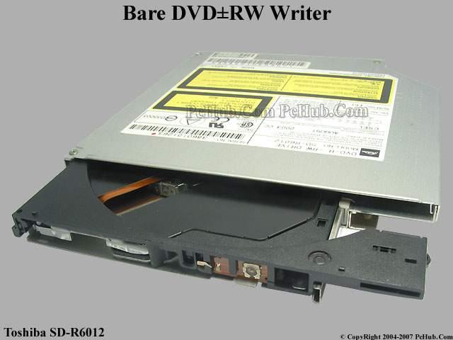 NEW DRIVER: TOSHIBA DVD ROM SD R6012
