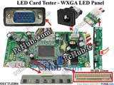 For testing most of  WXGA LED Panel