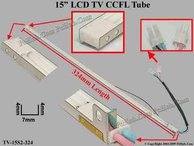 """15"""" Samsung LCD Monitor - Dual Lamp"""